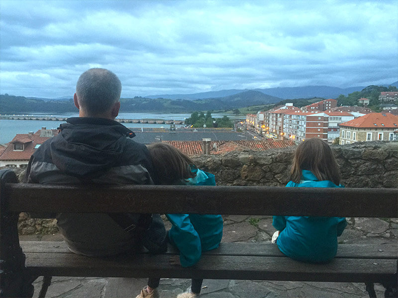 Momentos de relax con la familia