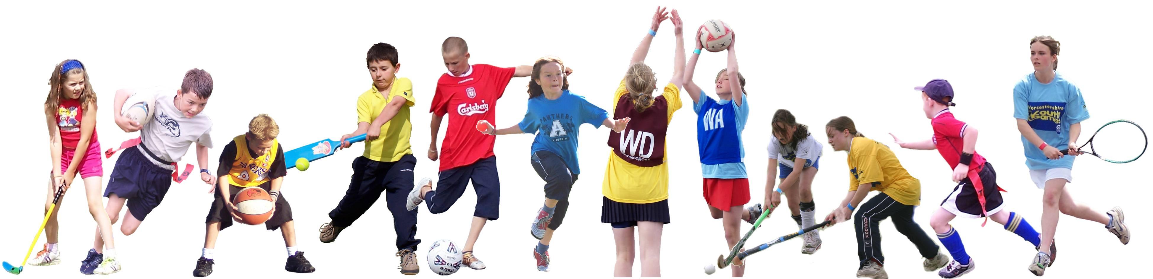 Slider deportes infantiles
