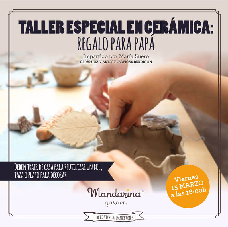 Pottery workshop in Huelva