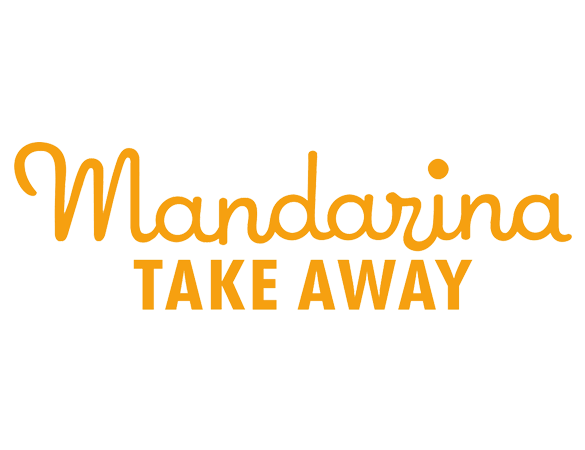 Logo Mandarina Take Away