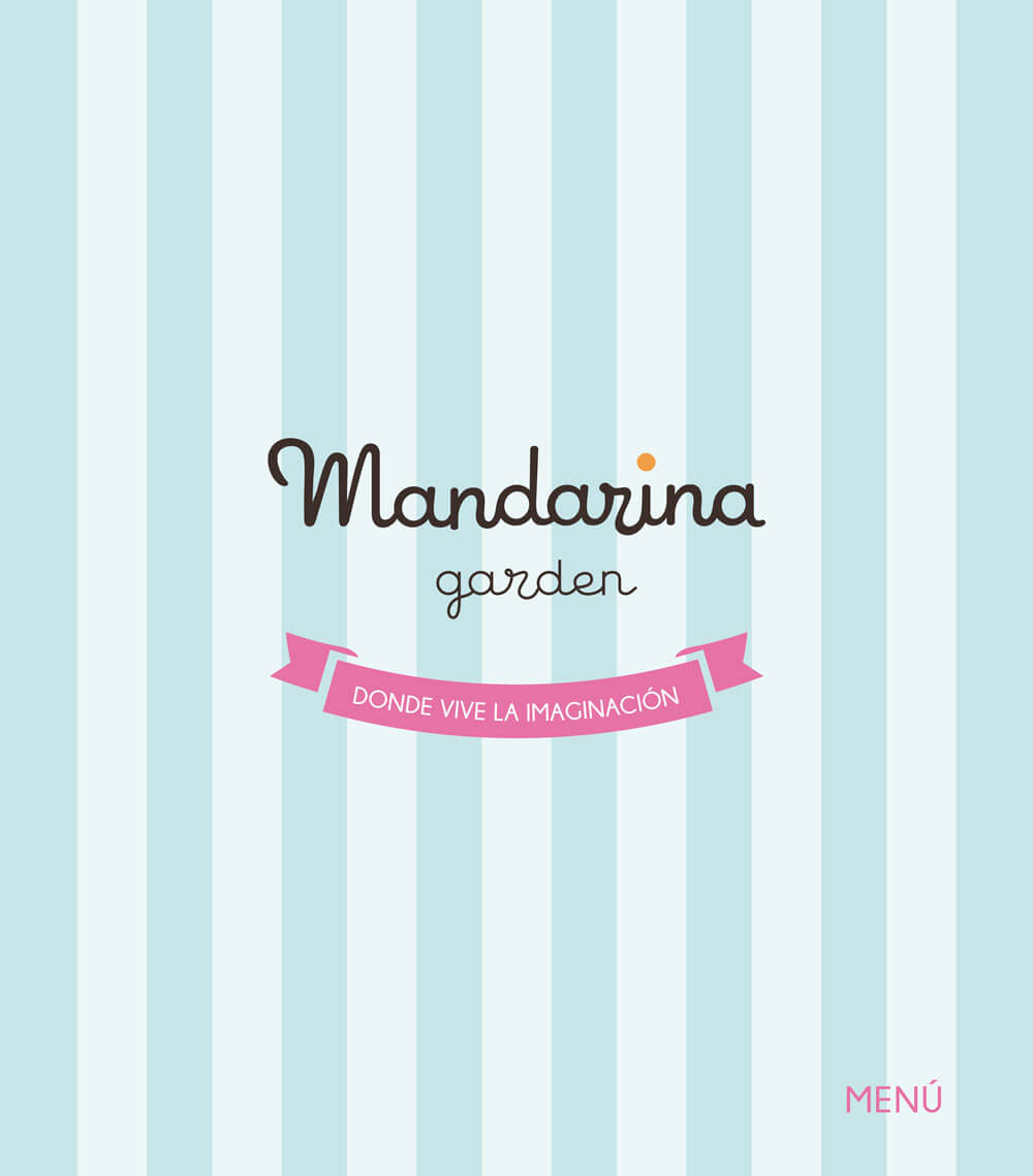 New menu Mandarina garden 2020 coffee shop